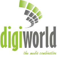Logo digiworld 2016